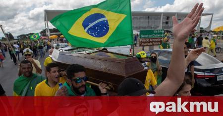 Кметът на най-големия бразилски град Сао Пауло заяви, че здравната