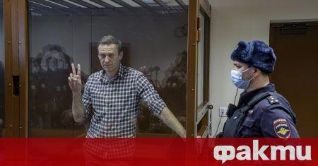 Семейството и привърженици на излежаващия присъда в наказателна колония руски