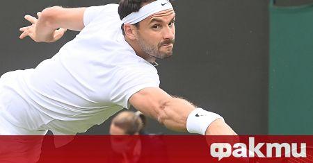 Григор Димитров отпадна рано от турнира ATP 500 във Вашингтон,