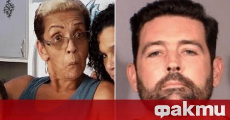 Обичана баба беше застреляна от неин съсед, след поредица от