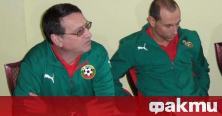 Бившият лекар на националния отбор д-р Михаил Илиев обяви, че