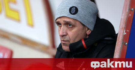 Наставникът на ЦСКА - Бруно Акрапович, отнесе доста подигравки заради