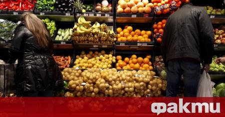 Към момента промяна в цените на основните храни в потребителската