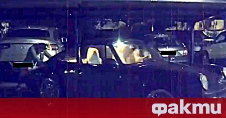 Двама млади мъже задигнаха Porsche 911 Carrera 2 в испанския