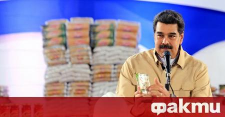 Венецуелският президент Николас Мадуро нареди всички заразени с новия коронавирус