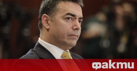Северна Македония очаква Европа да спази своята дума. Това обяви