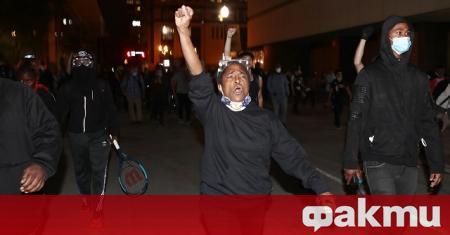 Луисвил преживя нова напрегната нощ на протести след решението на