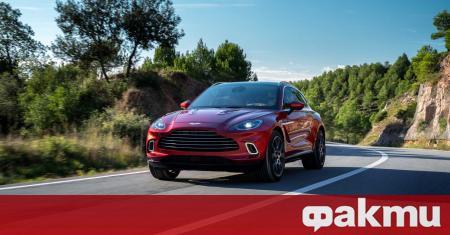 Моделите на Aston Martin няма да използват 4.0-литровия битурбо V8