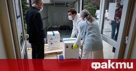 Европейският съюз координира изпращането на медицински екип в Словакия в