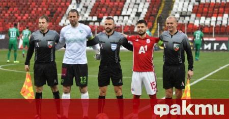 Ивайло Стоянов ще е главен рефер на двубоят между Локомотив