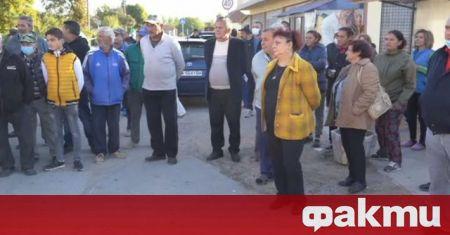 Село Долни Цибър излиза на протест с блокада на главната