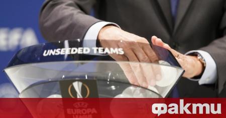 Лудогорец ще срещне Динамо Брест в Лига Европа. Това отреди