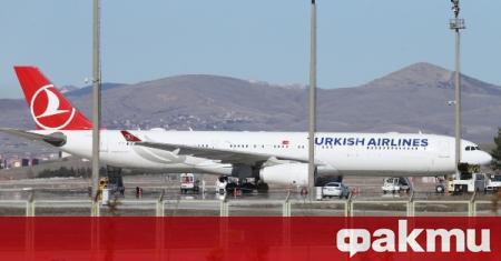 Турските авиолиниии днес обявиха стартирането на полетите до България, съобщи