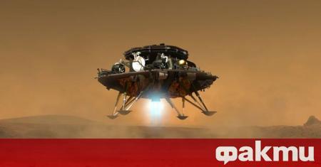 Първият ровър на Китай трябва да бъде изстрелян към Марс