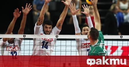 Цветан Соколов е новият капитан на националния отбор по волейбол.