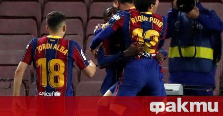 Отлични новини за феновете на Барселона долетяха от лагера на