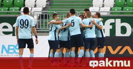 Футболистите, треньорите и служители на Дунав Русе са били тествани