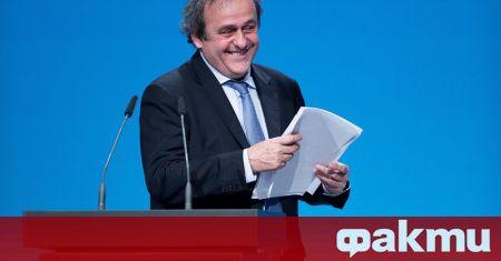 Бившият президент на УЕФА Мишел Платини се надява отново да