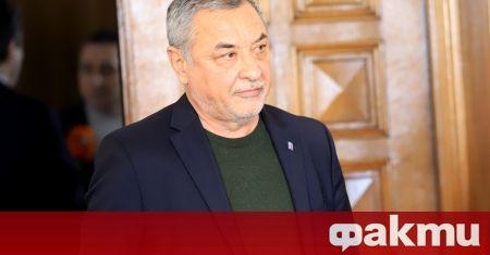 Валери Симеонов и Цветан Манчев са кандидатите за президент и
