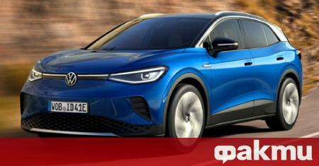 Volkswagen представи официално първия си електрически кросоувър. ID.4 е построен