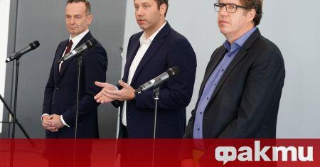 Германската Свободна демократична партия е дала съгласие за начало на