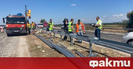 Провокирани от зачестилите пътно-транспортни произшествия, включително на новопостроени или рехабилитирани