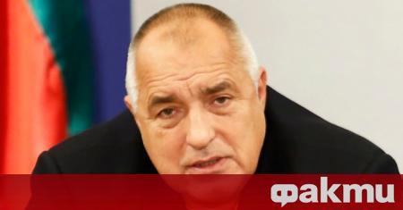 Министър-председателят Бойко Борисов поздрави мюсюлманите със започващия днес месец Рамазан