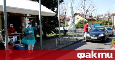 В Хърватия няма регистрирани нови случаи на коронавирус през последния