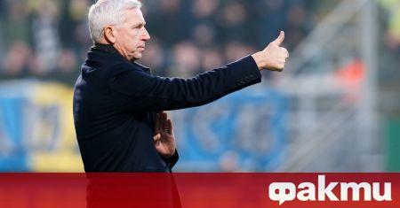 Техническият директор на ЦСКА Алан Пардю даде интервю за новия