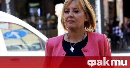 Както вече стана ясно, председателят на БСП Корнелия Нинова е
