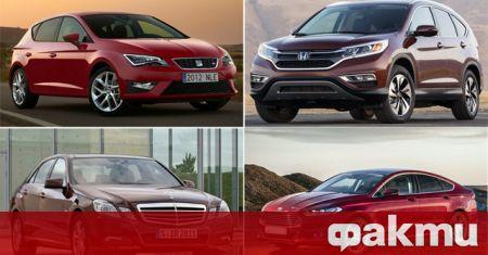 Много българи, избирайки употребявана кола, купуват такава на възраст между