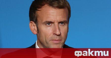 Френският държавен глава Еманюел Макрон призова за разширяване на ролята