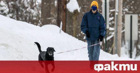 Свирепа зима отне живота на 21 души и остави милиони
