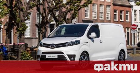 През юли миналата година Toyota обяви електрическата версия на собствения