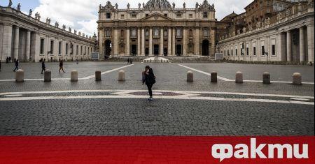 От началото на пандемията Ватиканът е загубил над 100 милиона