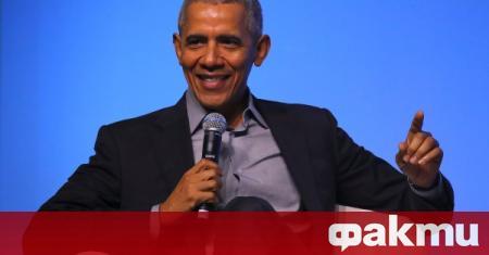 Предходният президент на САЩ Барак Обама обяви публично своя телефонен