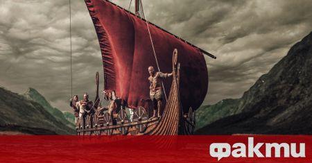 Много преди Колумб да прекоси Атлантическия океан, осем дървени сгради,