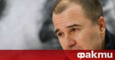 Благодетелят на ЦСКА 1948 Цветомир Найденов коментира служебната загуба на