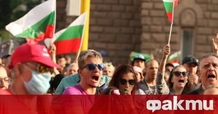 Протестната вълна срещу властта и главния прокурор не стихва шести