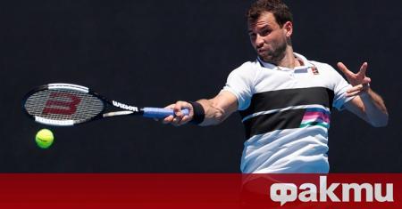Най-добрият български тенисист Григор Димитров призна, че е далеч от