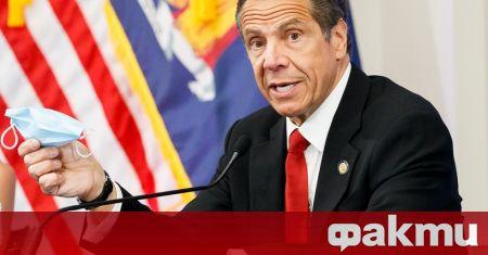 Губернаторът на Ню Йорк – Андрю Куомо, е обвинен от