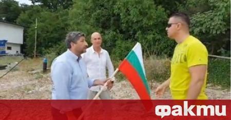 Калин Гаджев, служителят от НСО, който захвърли в канавката българското