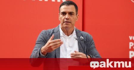 Испанският премиер Педро Санчес е на визита в Германия, съобщи