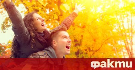Октомври идва с пълна сила, а с него и Слънцето