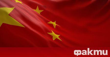 Китайското посолство в Лондон излезе днес с остра критика срещу