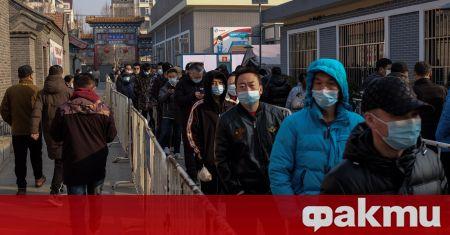 До момента Китай е употребил над милиард дози ваксини срещу