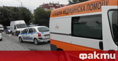 Полицията във Варна издирва шофьор, блъснал майка с дете и