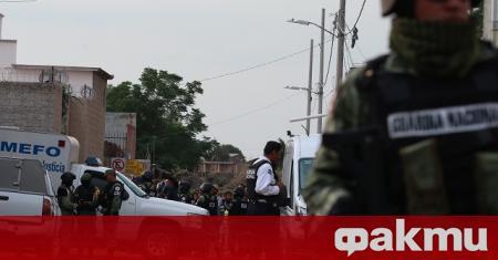 Най-малко 24 души бяха убити при въоръжено нападение в център