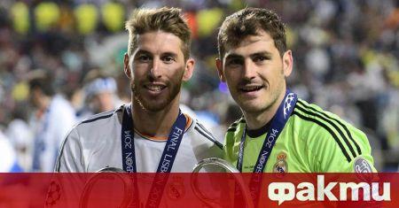 Една от легендите на Реал (Мадрид) - Икер Касияс отрази
