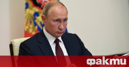 Бивш руски губернатор оспорва решение на президента Владимир Путин за